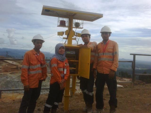 PT Agincourt Resources (Martabe Gold Project)
