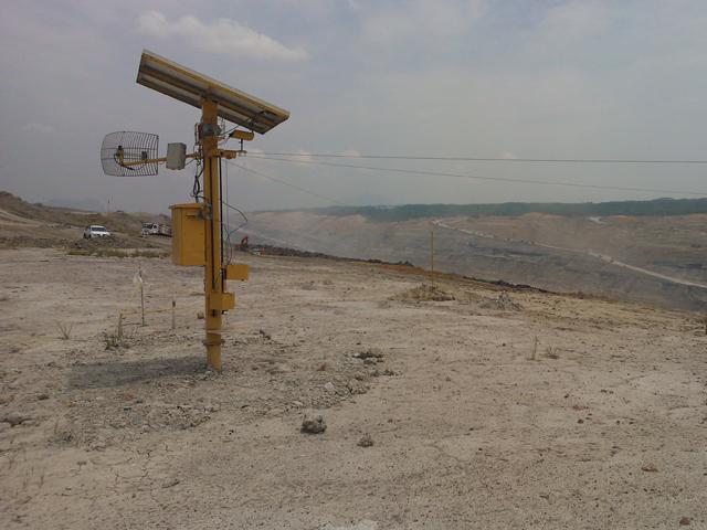 PT Pamapersada Nusantara Site Kideco
