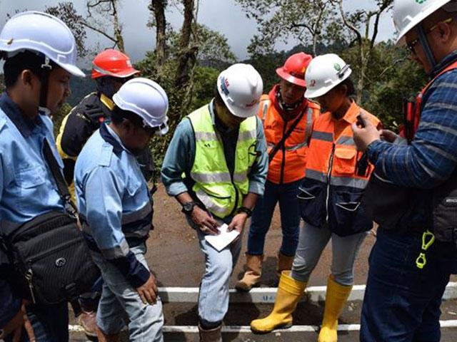 PT Sejahtera Alam Energy (SAE) Baturraden Geothermal Development